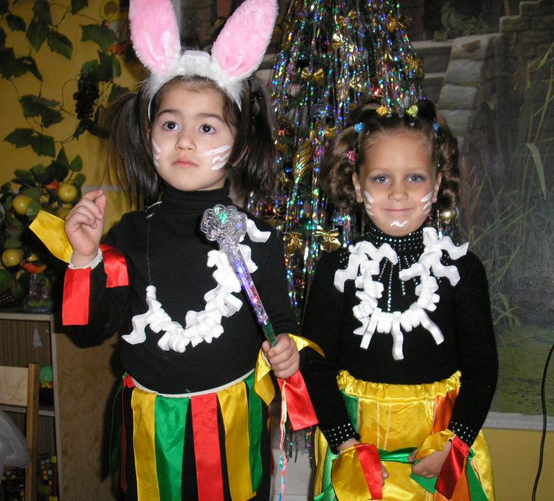Костюм шить своими руками чунга чанги детский на новый год
